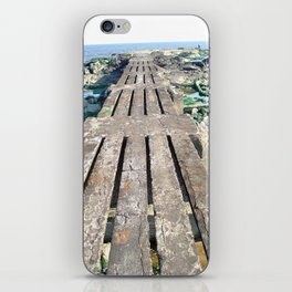 A Walk Into the Sea iPhone Skin