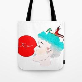 Japan Lover!! Tote Bag