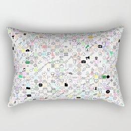 ICONS Overdrive II Rectangular Pillow