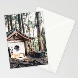 Forest Shrine Stationery Cards
