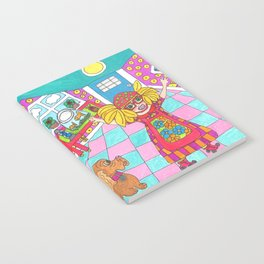 Happy Childhood Memories Notebook
