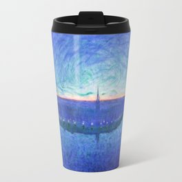 Jansson's Sunrise over Riddarfjärden Travel Mug