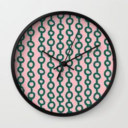 Spring Chain No 02 Wall Clock