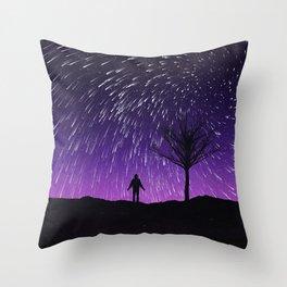Fall into Me Throw Pillow