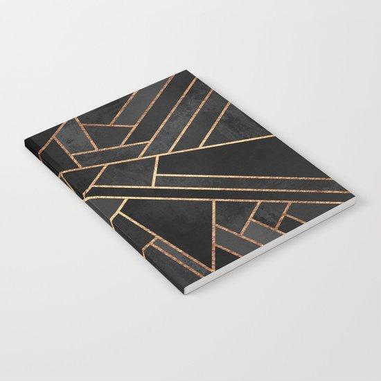Black Night Notebook