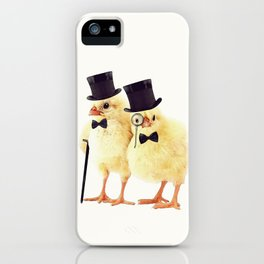 Not CHEEP (Version 1) iPhone Case