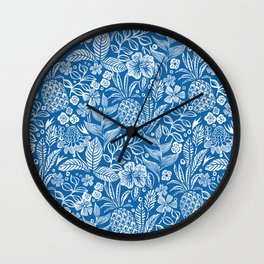 Azul Wall Clock