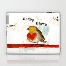 Tjirp Tjirp Laptop & iPad Skin