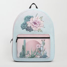 Desert Sunset by Nature Magick Backpack