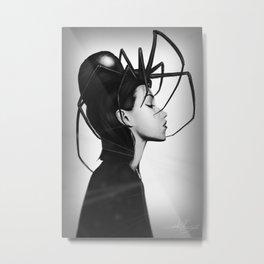 Envenom Metal Print