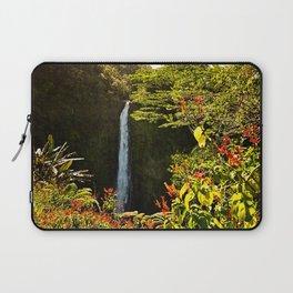 Akaka Falls - Big Island Hawaii Laptop Sleeve