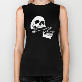Skull (Grind) Biker Tank
