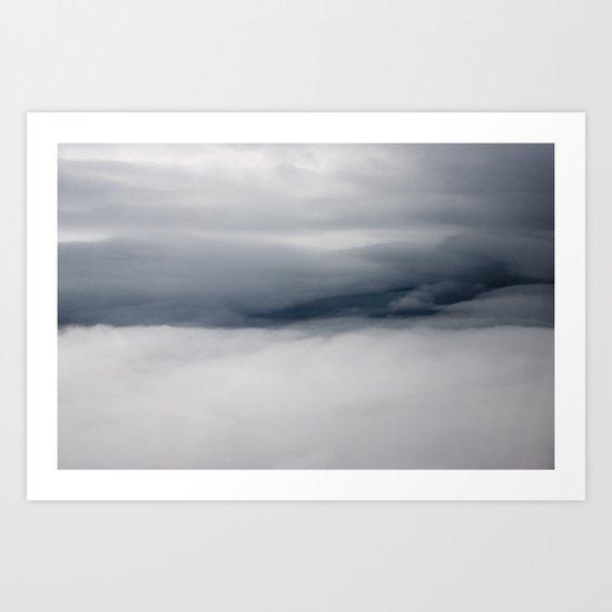 mystical Art Print