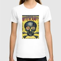 witchcraft T-shirts featuring WitchCraft by Copyright free comic fans