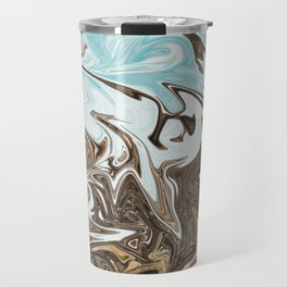 Reaching to the Heavens Travel Mug