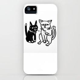 detroit: become katz iPhone Case