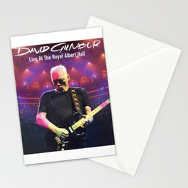 DAVID GILMOUR 44 TOUR 2019 BEBAS NANA567 Stationery Cards