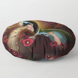 Oblivion: Anthophila I Floor Pillow