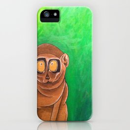 Lucy (The Slow Loris) iPhone Case