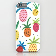 Pineapple Party iPhone 6s Slim Case