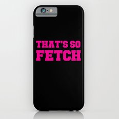 Mean Girls iPhone 6 Slim Case