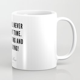 39 | Mel Robbins Quotes | 190802 Coffee Mug