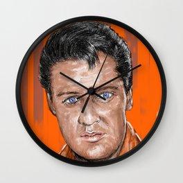 ELVIS 3 Wall Clock
