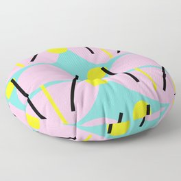 Postmodern Eggs Floor Pillow