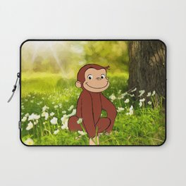 Curious George Laptop Sleeve