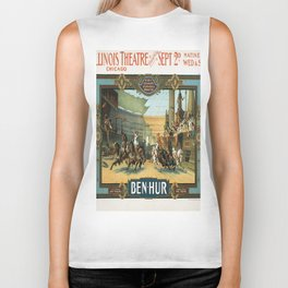 Vintage poster - Ben-Hur Biker Tank