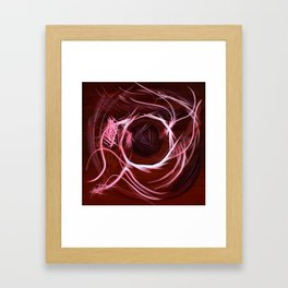 Sacrifices And Second Chances (The Day Eye Made The Devil Blink) Framed Art Print