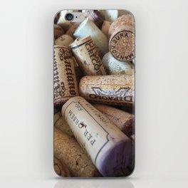 Wine Cork iPhone Skin