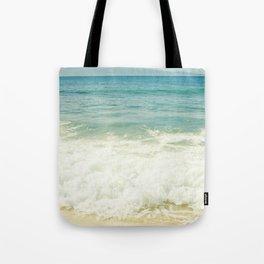 Ocean Beach Love Kapalua Blue Maui Hawaii Tote Bag