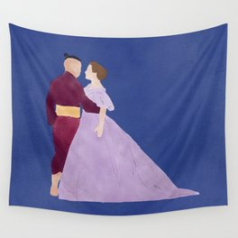 Shall We Dance? Wall Tapestry