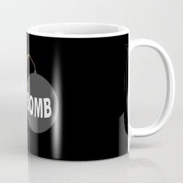 Bomb and Match Coffee Mug