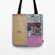 London colours Tote Bag