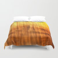tapestry Duvet Covers featuring Tapestry by Mark Alder