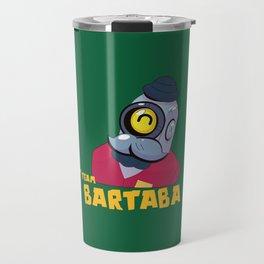 Team Bartaba Travel Mug