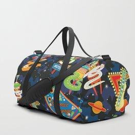 Cosmic Voyage Duffle Bag