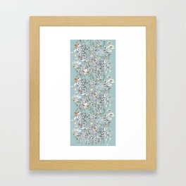 3-botani Framed Art Print