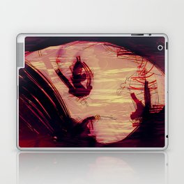 Strange Girl Laptop & iPad Skin