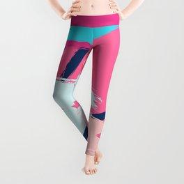 pinky fantasy Leggings