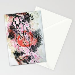 desviation3 Stationery Cards