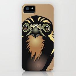 Harrier 1 iPhone Case