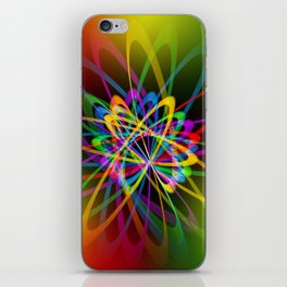 Abstract perfection - 102 iPhone Skin