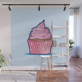 Cupcake 7 Wall Mural