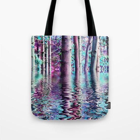 PEACE TREE-TY Tote Bag