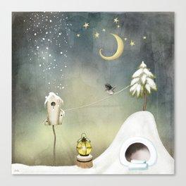 Dreamery III Canvas Print