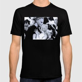 MICHAEL MYERS IN DIRTY DANCING T-shirt