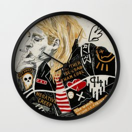 Kurt. Wall Clock